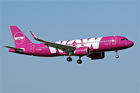 Airbus A320-251N - TF-NEO - WOW Air - (Photo : A.C.)