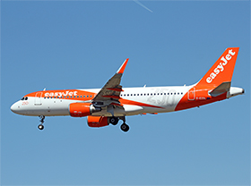 "Airbus A320-214 - EasyJet Airline "" 250th Airbus for EasyJet "" - (Photo : Y.P.)"
