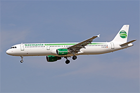 Airbus A321-211 - Germania - D-ASTW
