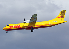ATR 72-212 - DHL Aviation