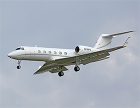 Gulfstream G-IV-X G450 - Wells fargo bank northwest - N236FS