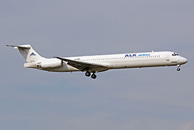 McDonnell Douglas   MD 82 - ALK Airlines