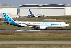 A330-900 NEO - Flight test Airbus
