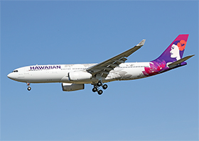 A330-200 - Hawaiian Airlines (New livery)